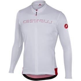 Castelli Prologo V Bike Jersey Longsleeve Men white